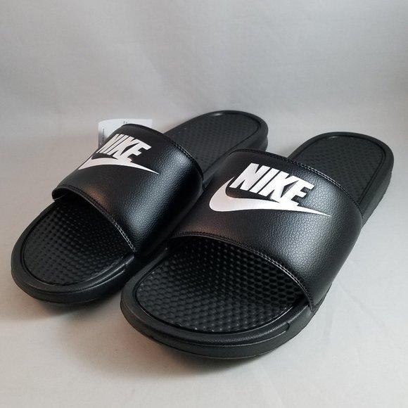 nike slides men size 8